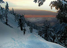 Central & Southern California Ski Resorts