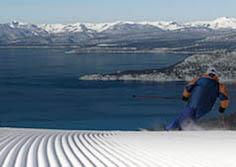 California: Lake Tahoe Northern Ski Resorts
