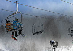 The Southeast Ski Resorts